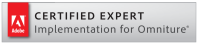 Adobe Certified Professional - Implementation for Omniture