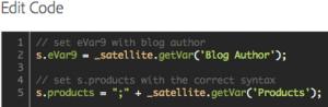 setting variables with _satellite getVar