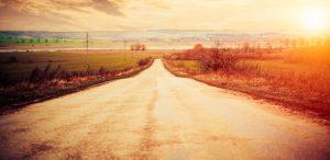 A long, windy road ahead